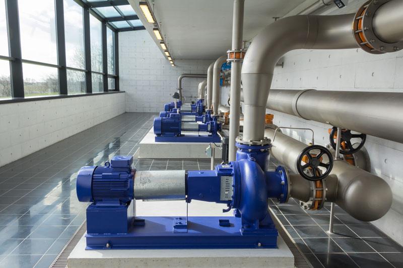 Modern Water Pump System